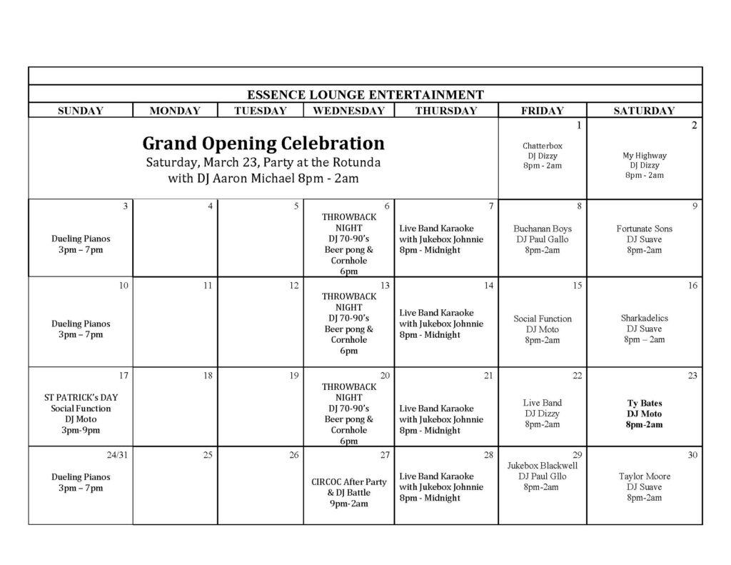 Essence  Calendar March_Page_2
