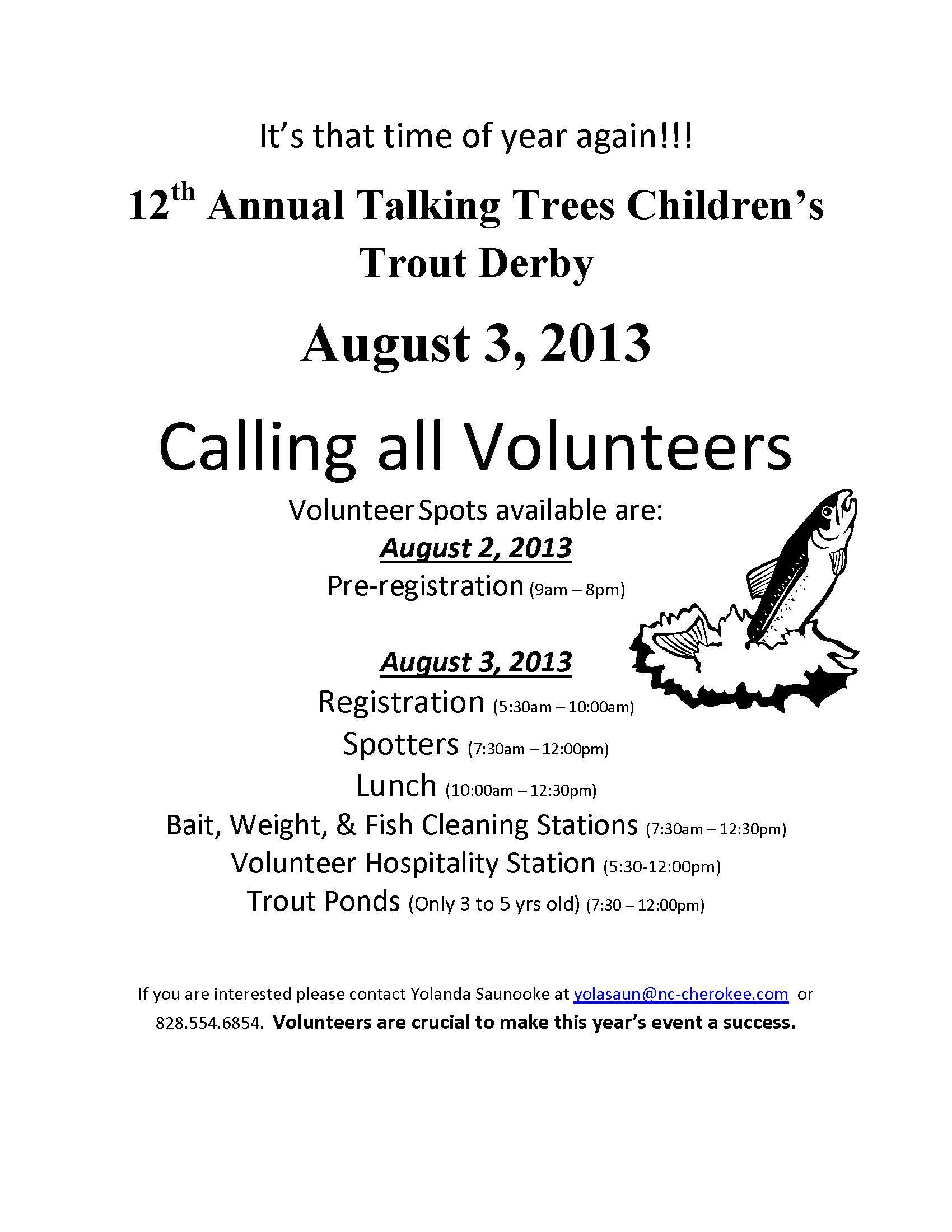 Volunteers Flyer 2013-1