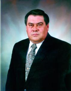 Tunica-Biloxi Tribal Chairman Earl Barbry Sr.