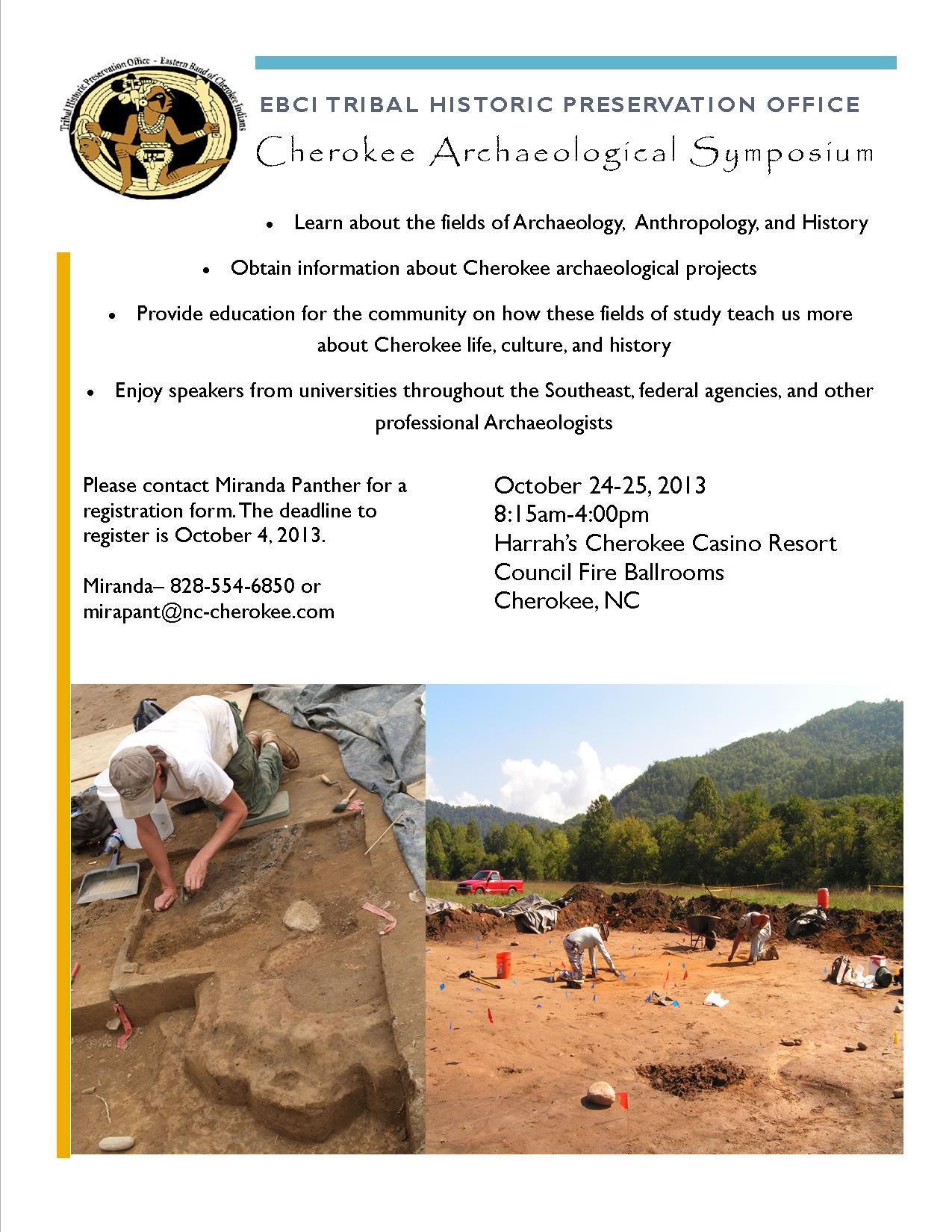 2013 arch day flyer
