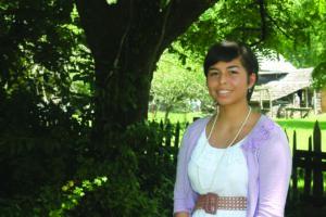 TEEN MISS Haley Smith