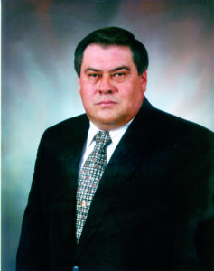 Tunica-Biloxi Tribe of Louisiana Chairman Earl J. Barbry Sr. passed away on Wednesday, July 31 at CHRISTUS Saint Frances Cabrini Hospital in Alexandria, Louisiana.  (USET photo)