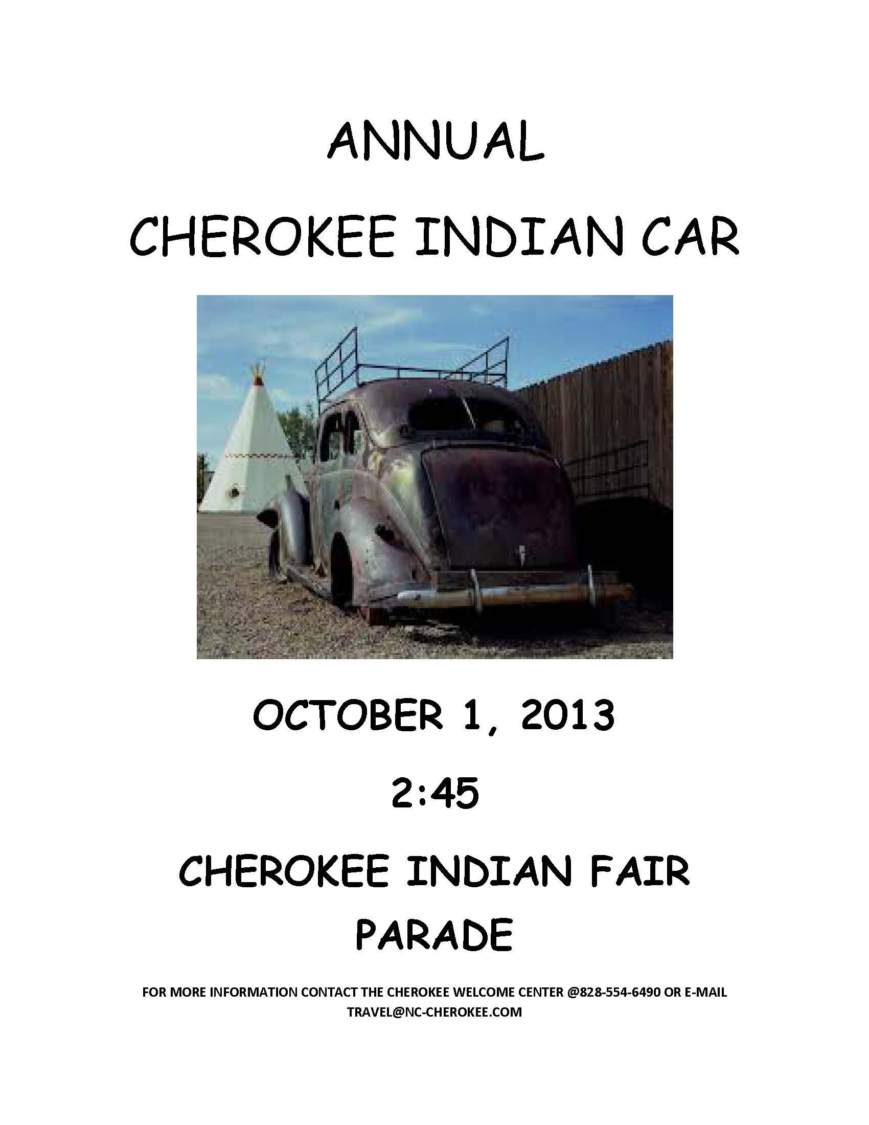 Indian Car Flyer