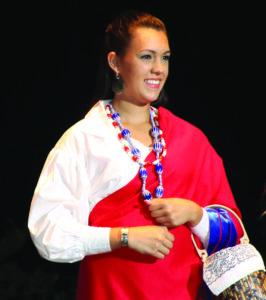 Runner-up Paige Jackson