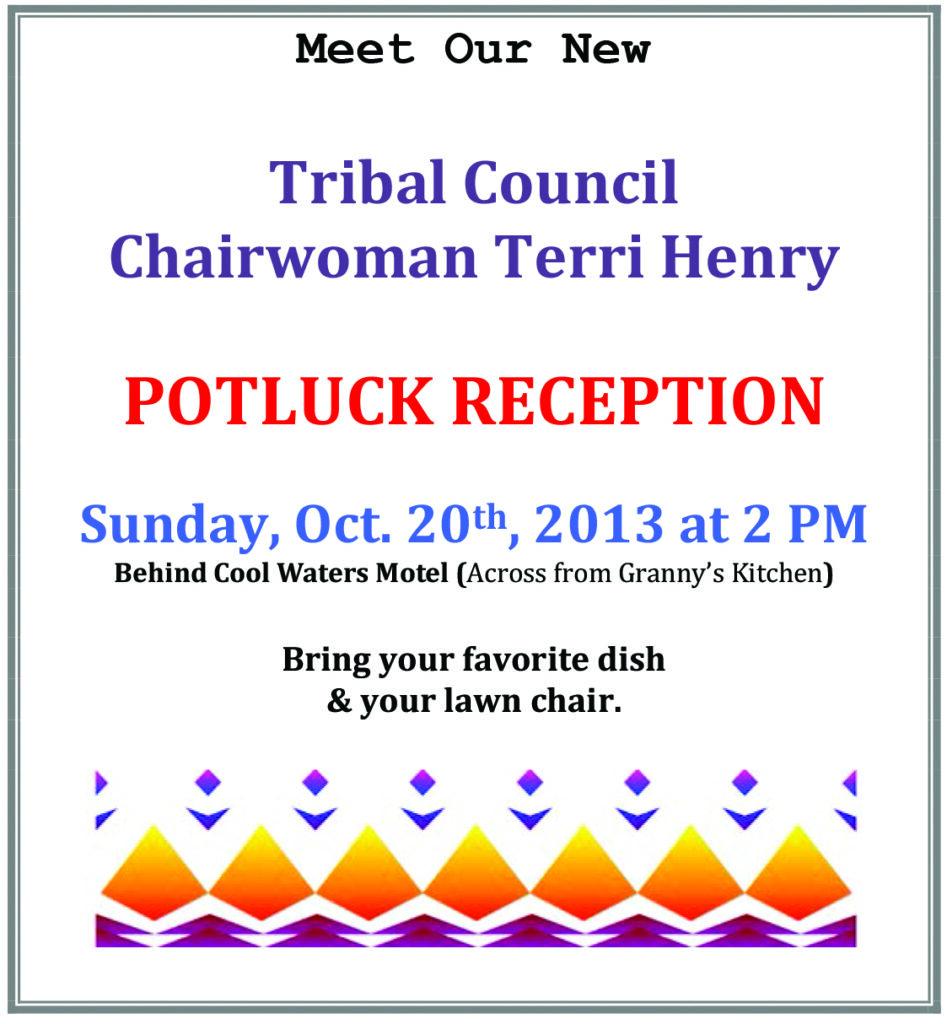 Terri potluck celebration ad-4