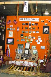 Wolftown display