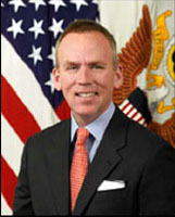 Cherokee Nation citizen Brad Carson has been nominated to the position of Under Secretary of the U.S. Army.  (Photo courtesy of DOD)