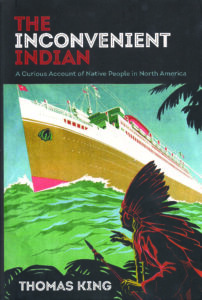 The Inconvenient Indian book cover