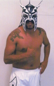 Mr. Crazy will be in action at a R.C.W. Promotions event at the Wolftown Gym on Saturday, March 1.  (Photo courtesy of R.C.W. Promotions)