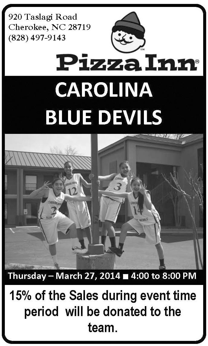 140327 Carolina Blue Devils