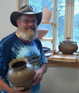 """:           Doug Hubbs will teach a free class entitled """"Basic Kiln Maintenance"""" on April 9 at the SCC Swain Center.  (SCC photo)"""