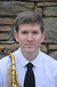 Saxophonist Ian Jeffress, accompanied by pianist Lillian Pearson, will present a recital as part of Western Carolina University's Catamount Concert Series at 7:30 p.m. Tuesday, April 22.  (WCU photo)