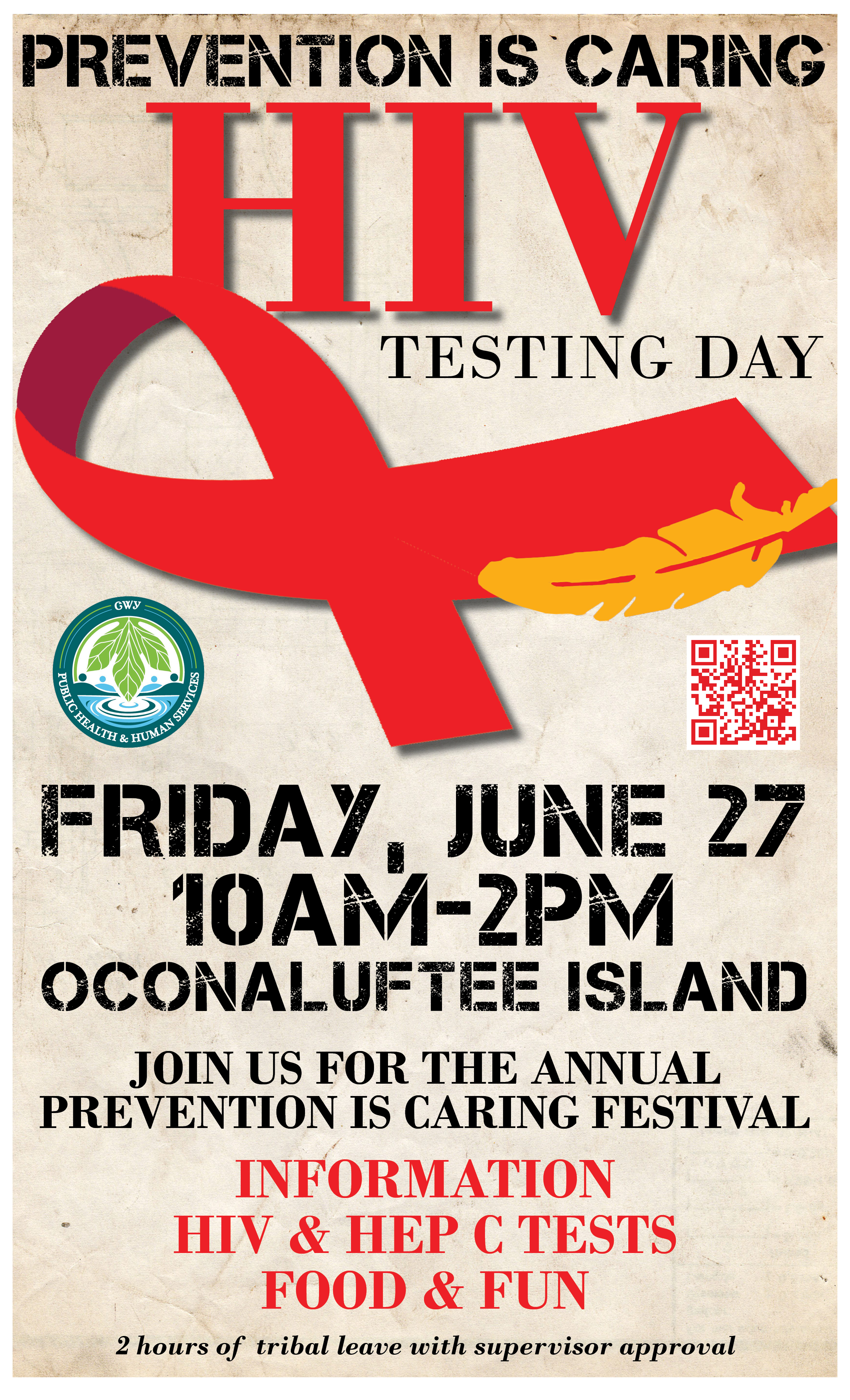 hiv awareness 2 day 2014