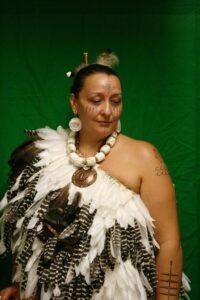 EBCI tribal member Paula Nelson is one of the feature performers at the upcoming SeptemberFest being held in Waynesville on Saturday, Sept. 15.   (Photo contributed)