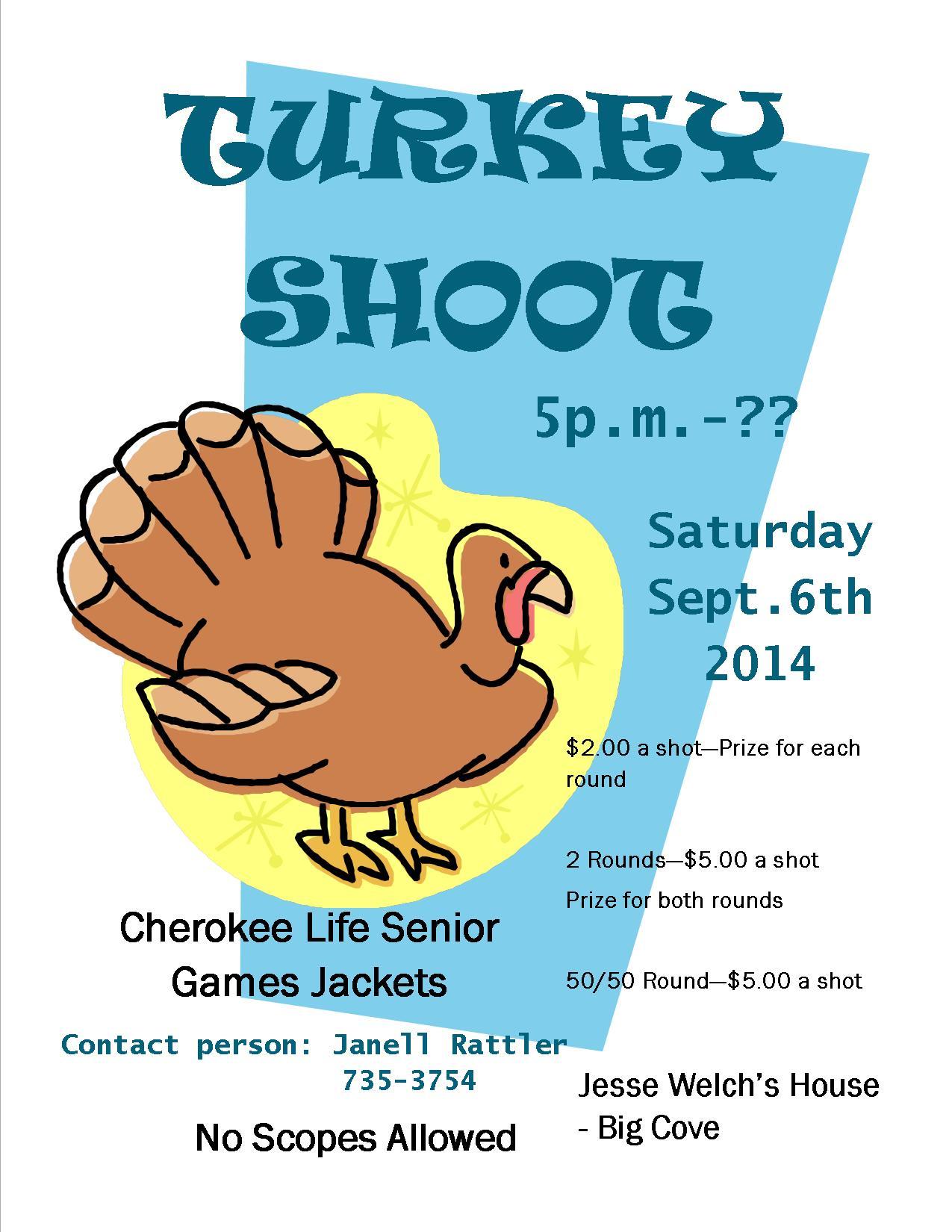 turkey shoot #2