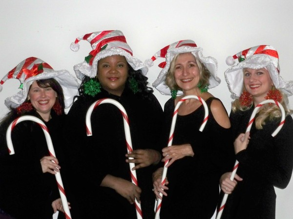 """A holiday-themed spin on the hit production """"GRITS: The Musical!"""" is coming to the John W. Bardo Fine and Performing Arts Center at Western Carolina University on Friday, Dec. 12.  (WCU photo)"""