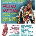 Baltimore pow wow flyer