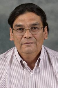 Tom Belt, WCU's Cherokee language program coordinator and a Cherokee Nation citizen (WCU photo)