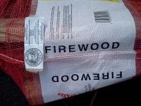 The photo above shows an example of certified heat-treated firewood.  (NPS photo)