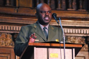 Great Smoky Mountains National Park officials invite the public to four open house opportunities to meet and welcome new Superintendent Cassius Cash to the Smokies.  (NPS photo)