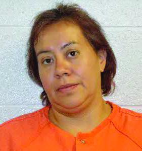 Tara Pheasant, aka Tara McCoy (Photos courtesy of Jackson County Sheriff's Office)