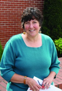 After more than 14 years of working with Cherokee farmers and gardeners, EBCI Extension Office agricultural agent Sarah McClellan-Welch is retiring as of Friday, May 29.  (SCOTT MCKIE B.P./One Feather)