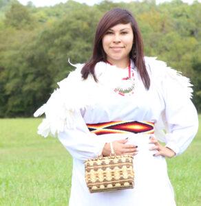 Miss Cherokee - Caressa Jackson