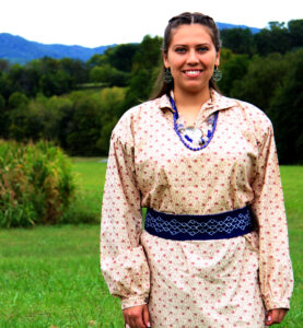 Miss Cherokee - Taran Swimmer
