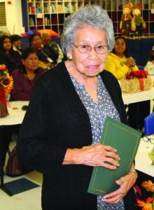 Geraldine Thompson,  Distinguished Citizen Award recipient