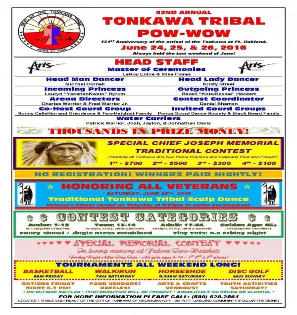 TONKAWA-