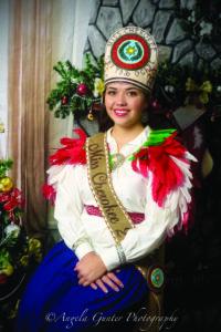 Miss Cherokee 2016-17 Amorie Gunter (Photo by Angela Gunter Photography)