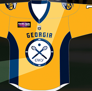 LACROSSE:Swarm uniforms to honor EBCI and stickball