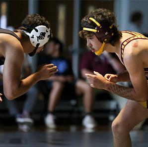 WRESTLING: Three Cherokee wrestlers take second at SMC championship