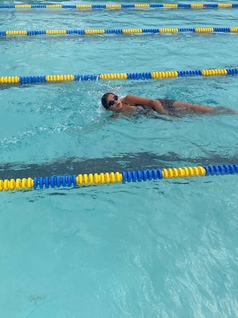 Cherokee youth giving triathlon a go