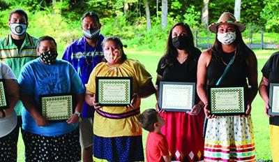 Tribal members graduate from Kituwah Ways pilot program