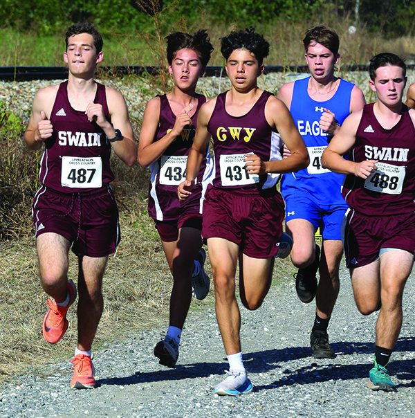 CROSS COUNTRY: Braves win Smoky Mountain Conference title