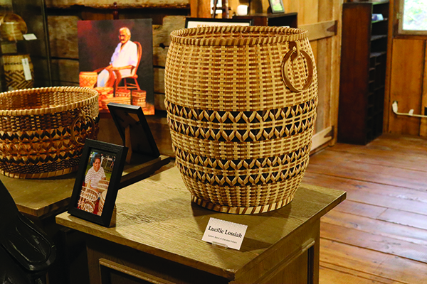 The Queen House Gallery offers opportunity to Cherokee artists